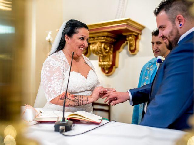La boda de Julián y Rosa en Tarancon, Cuenca 14