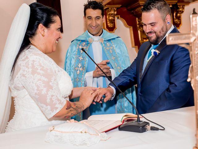 La boda de Julián y Rosa en Tarancon, Cuenca 15