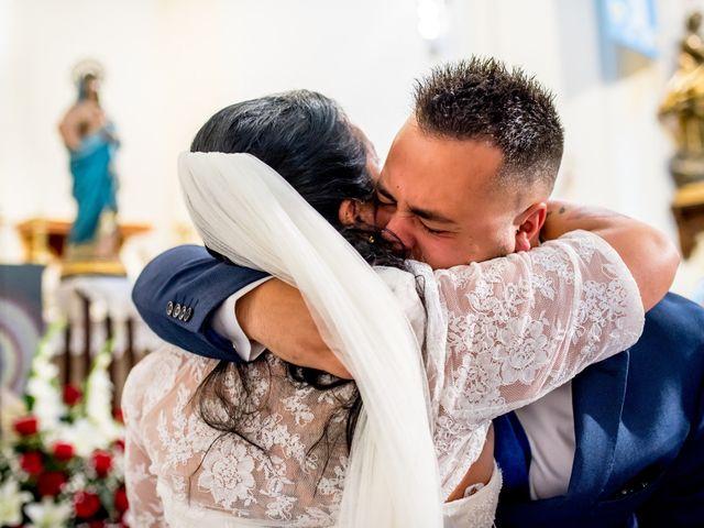 La boda de Julián y Rosa en Tarancon, Cuenca 17
