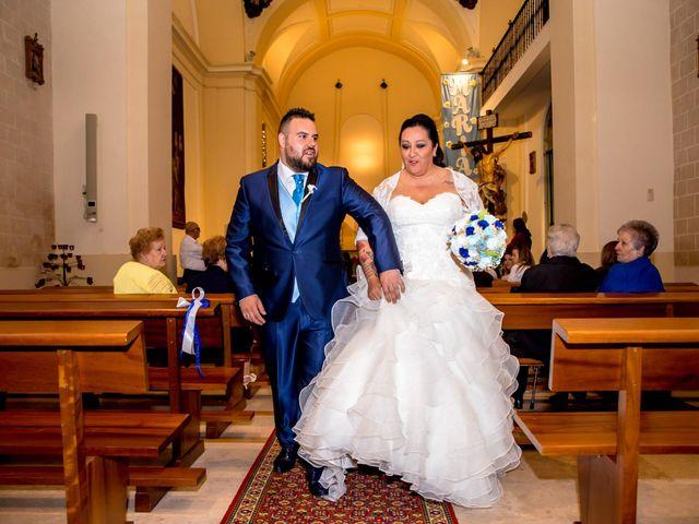 La boda de Julián y Rosa en Tarancon, Cuenca 18