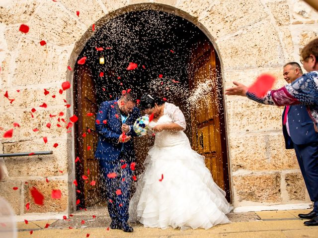 La boda de Julián y Rosa en Tarancon, Cuenca 19