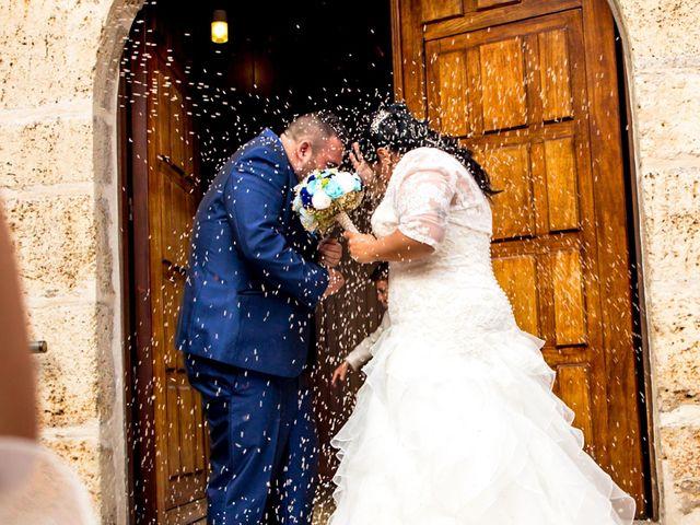 La boda de Julián y Rosa en Tarancon, Cuenca 20