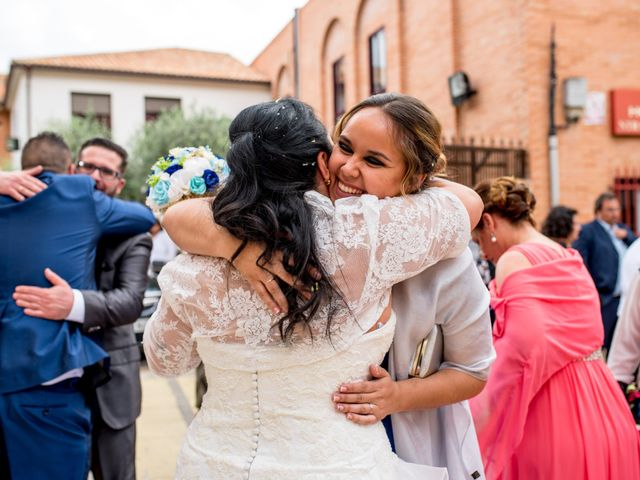 La boda de Julián y Rosa en Tarancon, Cuenca 21
