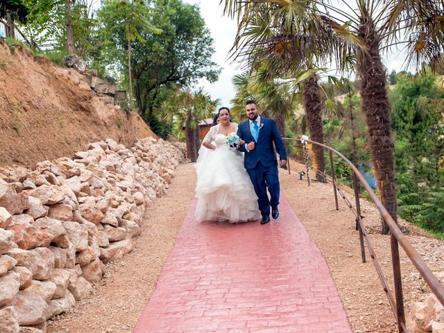 La boda de Julián y Rosa en Tarancon, Cuenca 22