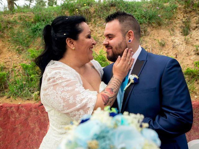 La boda de Julián y Rosa en Tarancon, Cuenca 25