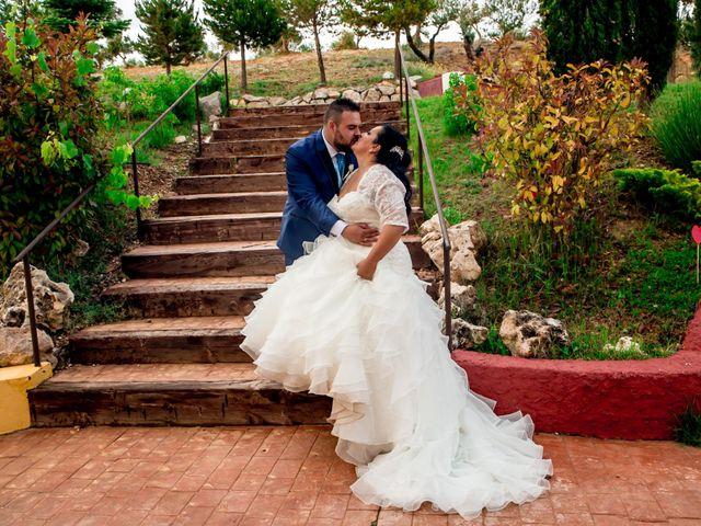 La boda de Julián y Rosa en Tarancon, Cuenca 26