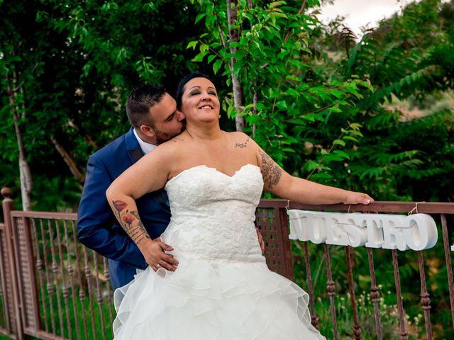 La boda de Julián y Rosa en Tarancon, Cuenca 27