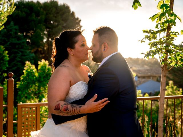 La boda de Julián y Rosa en Tarancon, Cuenca 28