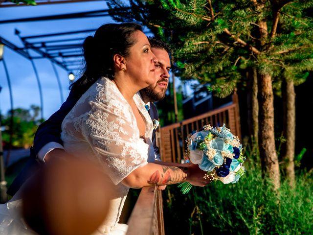 La boda de Julián y Rosa en Tarancon, Cuenca 31