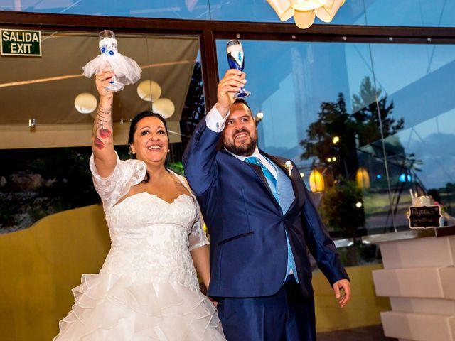 La boda de Julián y Rosa en Tarancon, Cuenca 33