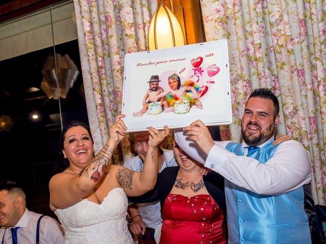 La boda de Julián y Rosa en Tarancon, Cuenca 36