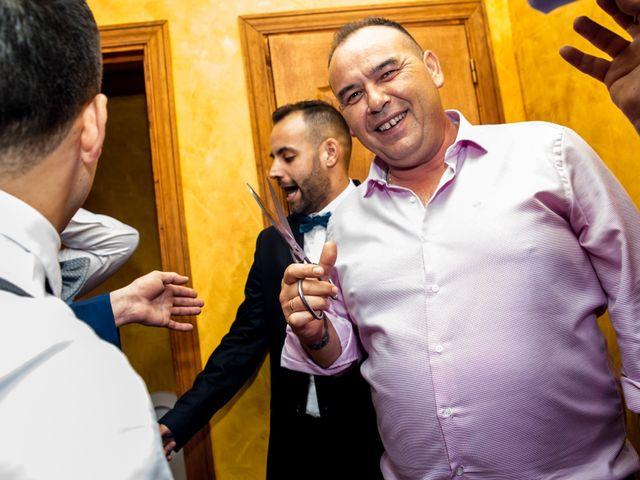 La boda de Julián y Rosa en Tarancon, Cuenca 38