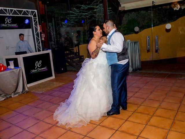La boda de Julián y Rosa en Tarancon, Cuenca 40