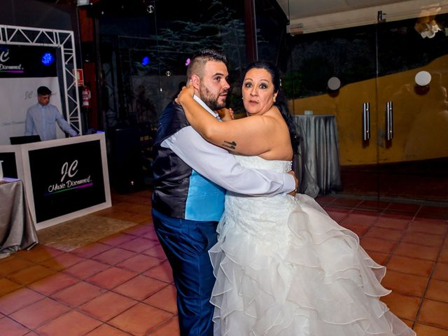 La boda de Julián y Rosa en Tarancon, Cuenca 41