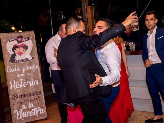 La boda de Julián y Rosa en Tarancon, Cuenca 44