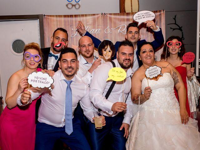 La boda de Julián y Rosa en Tarancon, Cuenca 45