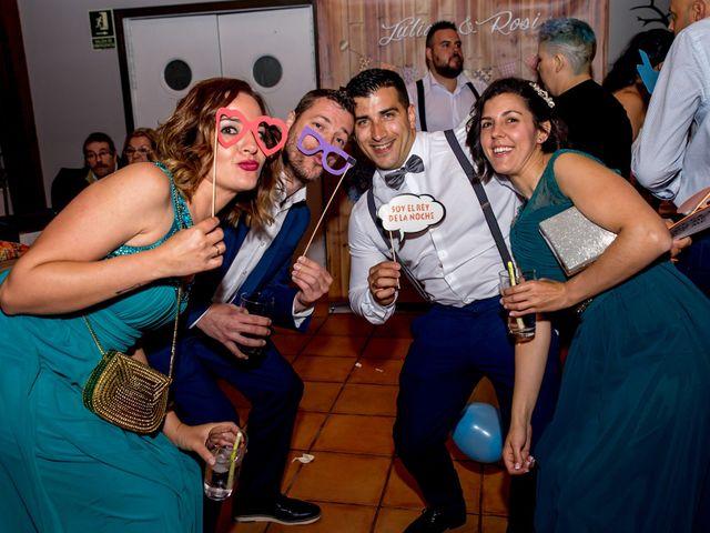 La boda de Julián y Rosa en Tarancon, Cuenca 46