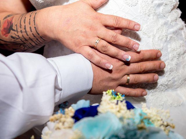 La boda de Julián y Rosa en Tarancon, Cuenca 47