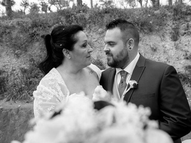 La boda de Julián y Rosa en Tarancon, Cuenca 29