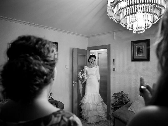 La boda de Carlos y Patricia en Ejea De Los Caballeros, Zaragoza 35