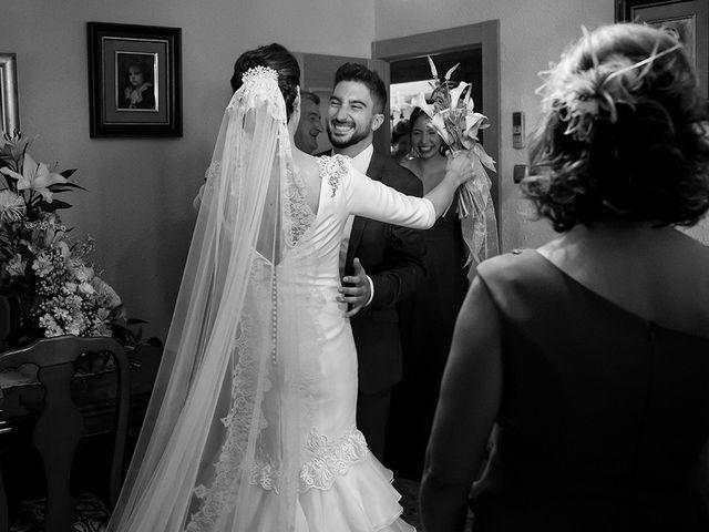 La boda de Carlos y Patricia en Ejea De Los Caballeros, Zaragoza 37