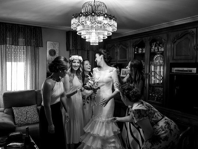 La boda de Carlos y Patricia en Ejea De Los Caballeros, Zaragoza 40