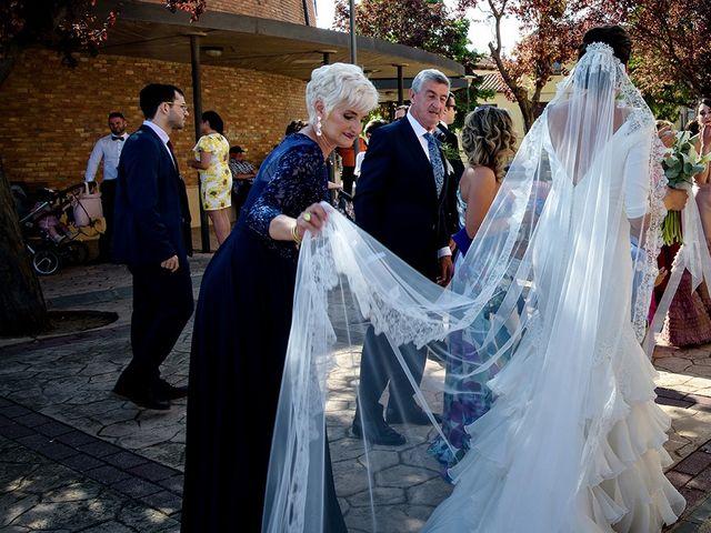 La boda de Carlos y Patricia en Ejea De Los Caballeros, Zaragoza 52