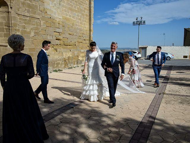 La boda de Carlos y Patricia en Ejea De Los Caballeros, Zaragoza 53
