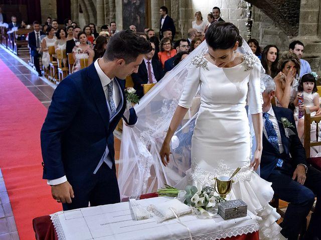 La boda de Carlos y Patricia en Ejea De Los Caballeros, Zaragoza 71
