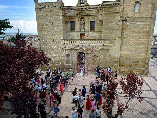 La boda de Carlos y Patricia en Ejea De Los Caballeros, Zaragoza 75