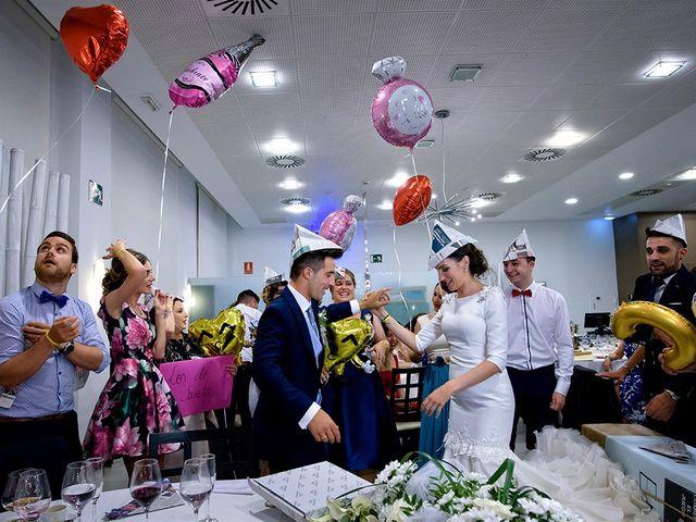 La boda de Carlos y Patricia en Ejea De Los Caballeros, Zaragoza 105