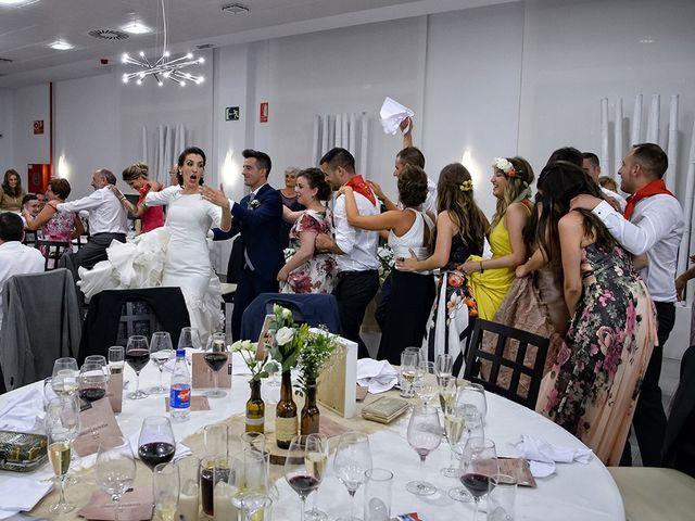 La boda de Carlos y Patricia en Ejea De Los Caballeros, Zaragoza 111