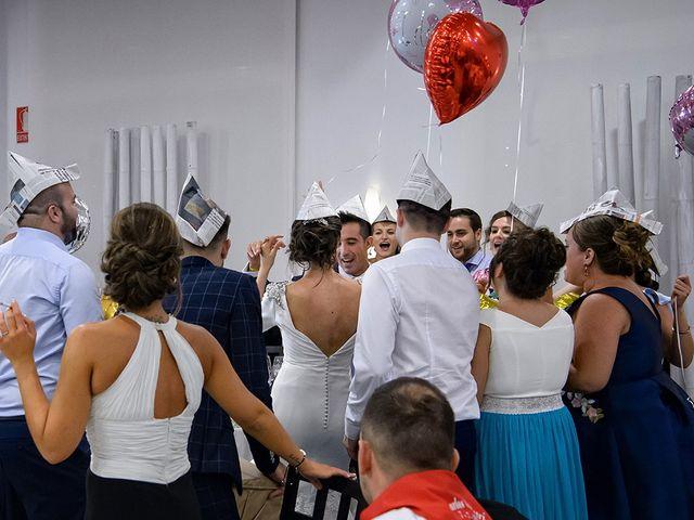 La boda de Carlos y Patricia en Ejea De Los Caballeros, Zaragoza 112