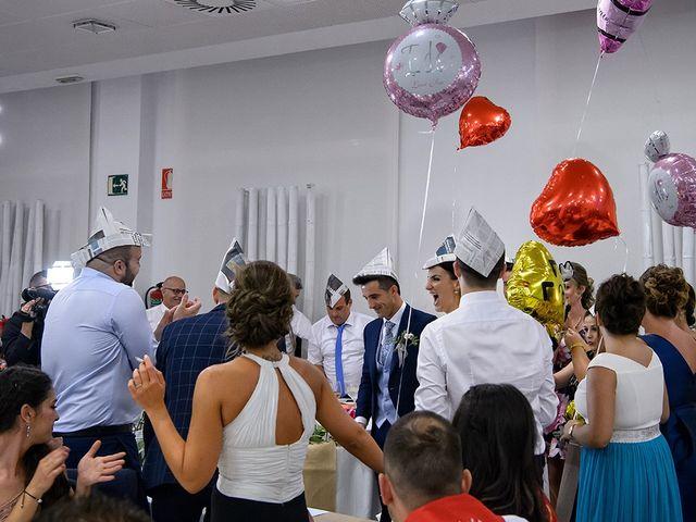 La boda de Carlos y Patricia en Ejea De Los Caballeros, Zaragoza 113