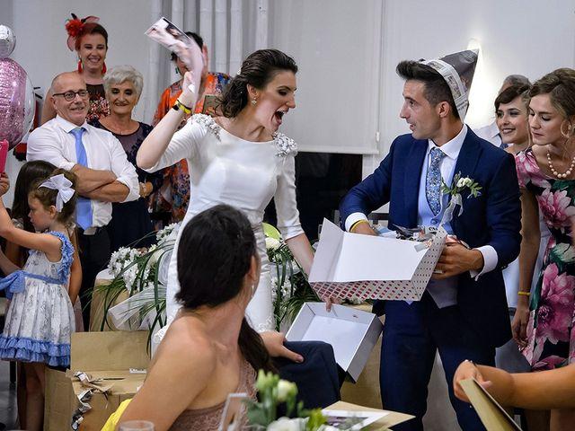 La boda de Carlos y Patricia en Ejea De Los Caballeros, Zaragoza 115
