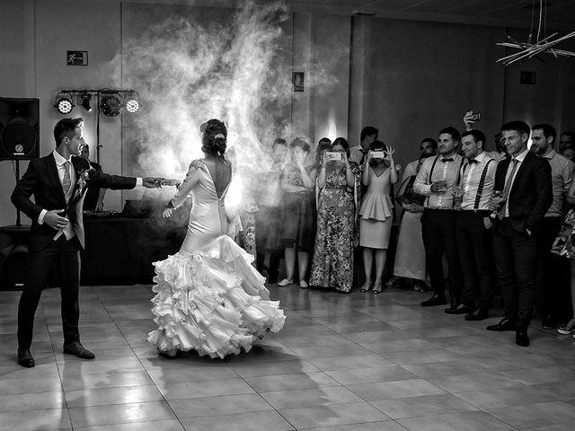 La boda de Carlos y Patricia en Ejea De Los Caballeros, Zaragoza 122