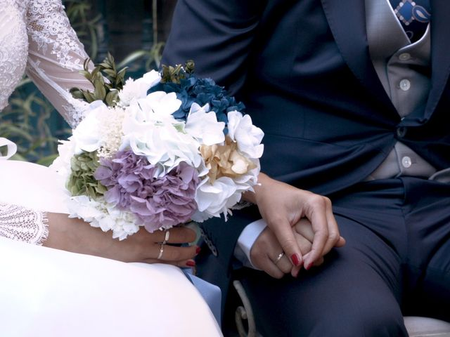 La boda de Sara y José Carlos