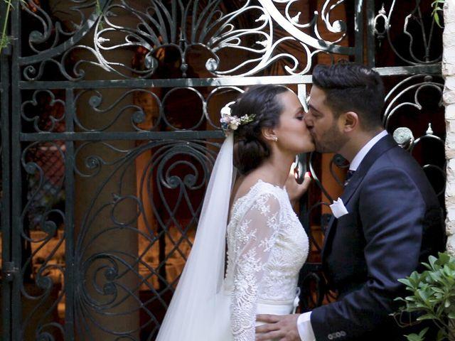 La boda de José Carlos y Sara en Ecija, Sevilla 14
