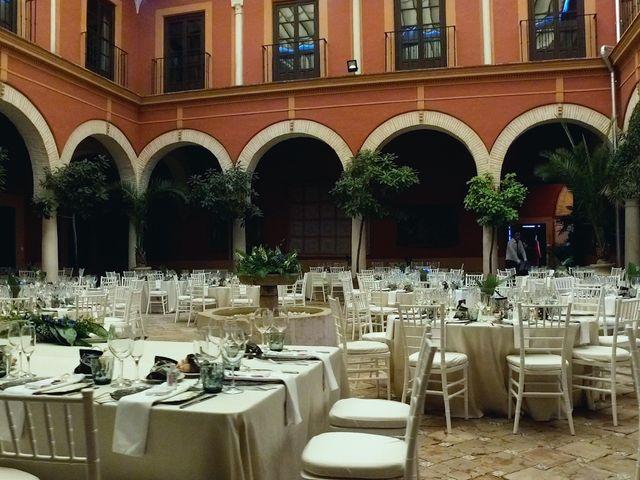 La boda de José Carlos y Sara en Ecija, Sevilla 16