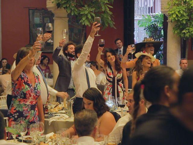 La boda de José Carlos y Sara en Ecija, Sevilla 28
