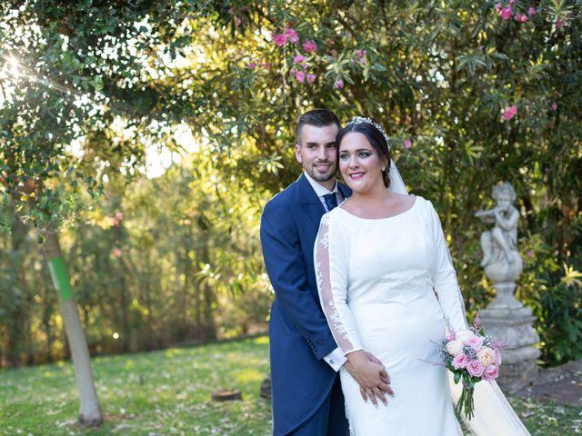 La boda de Rosa y Juan Carlos