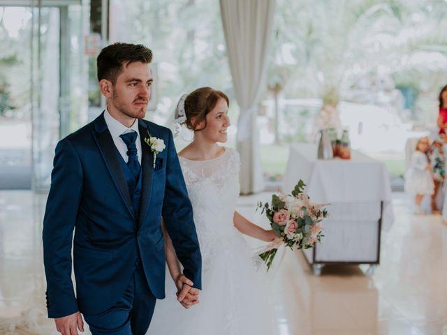La boda de Beniamin y Roxana en Madrid, Madrid 17