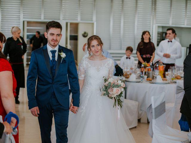 La boda de Beniamin y Roxana en Madrid, Madrid 18