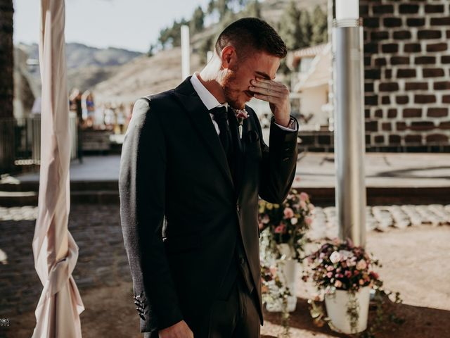 La boda de Erik y Salomé en Cruz De Tejeda, Las Palmas 5