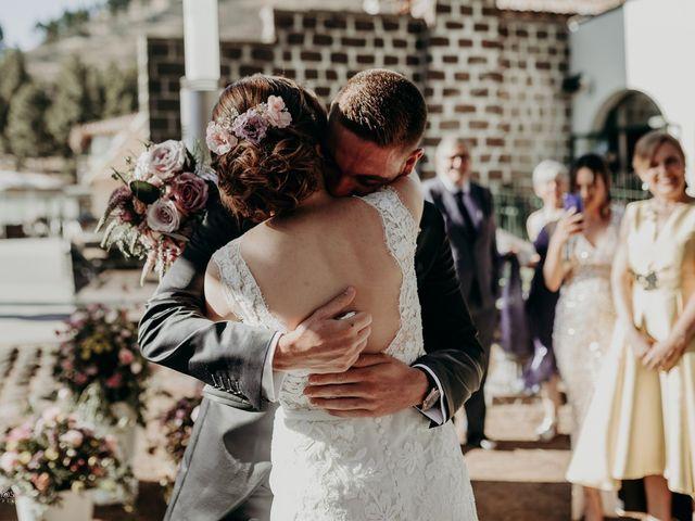 La boda de Erik y Salomé en Cruz De Tejeda, Las Palmas 6