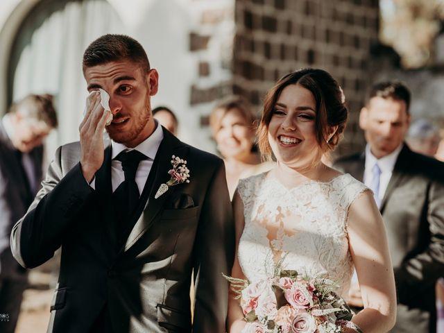 La boda de Erik y Salomé en Cruz De Tejeda, Las Palmas 7