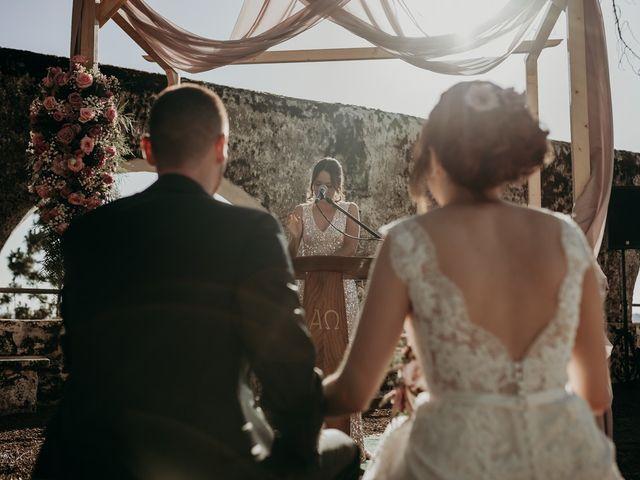 La boda de Erik y Salomé en Cruz De Tejeda, Las Palmas 8