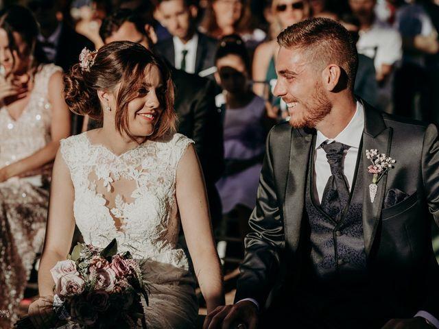 La boda de Erik y Salomé en Cruz De Tejeda, Las Palmas 10