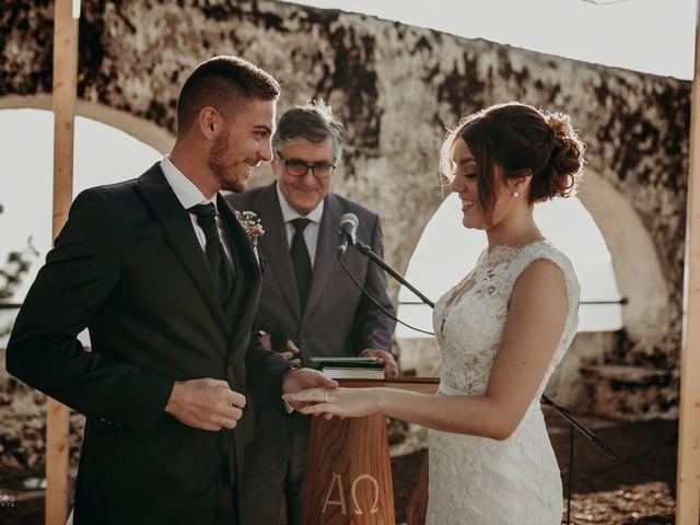 La boda de Erik y Salomé en Cruz De Tejeda, Las Palmas 11