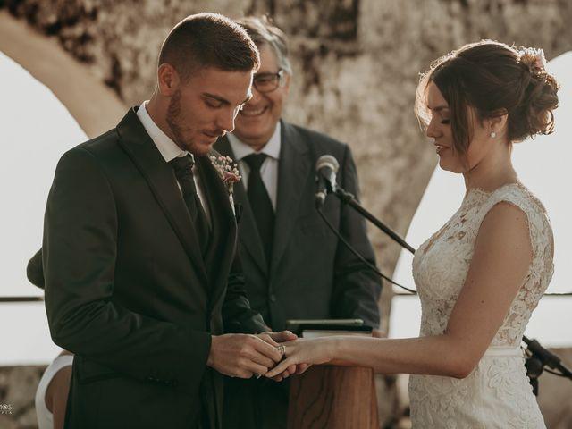 La boda de Erik y Salomé en Cruz De Tejeda, Las Palmas 12